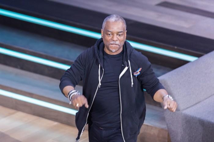 LeVar Burton Calls Hosting 'Jeopardy!' a 'Phenomenal Experience'