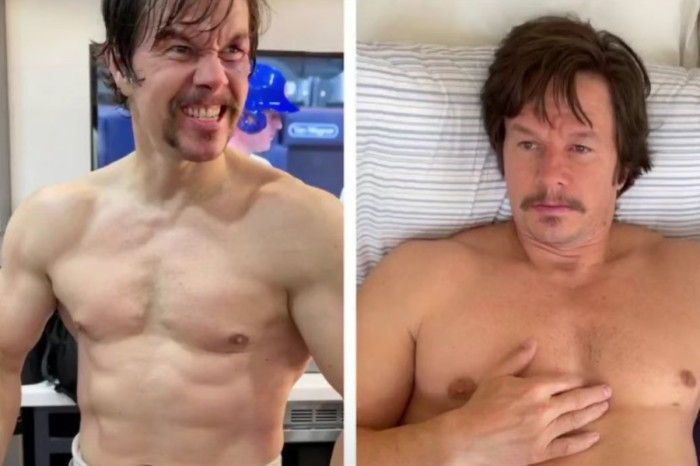 Mark Wahlberg Shows Off Rapid 20-Pound Weight Gain