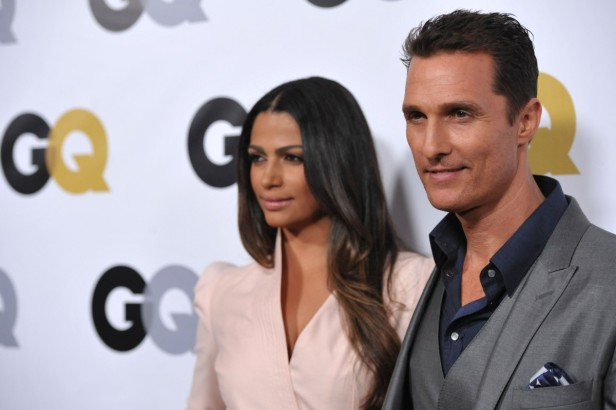 Matthew McConaughey Reveals How Wife Camila Alves Helped Him Quit Rom-Coms