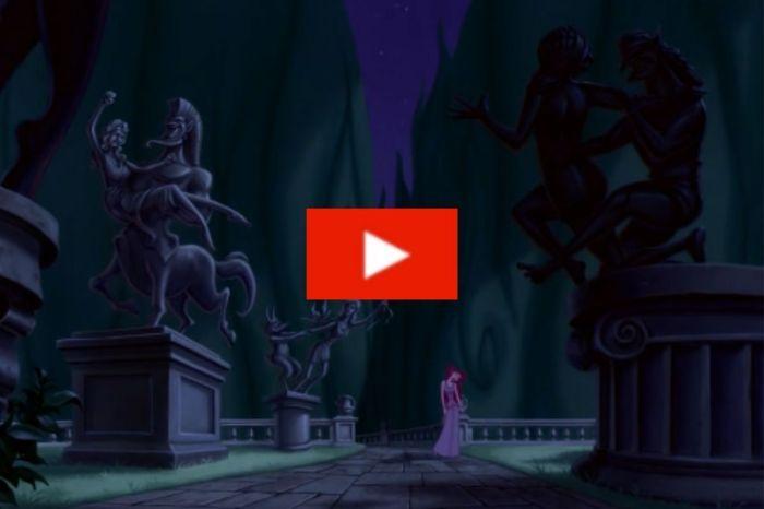 Disney Fan Spots Missed Dark Detail in 'Hercules'