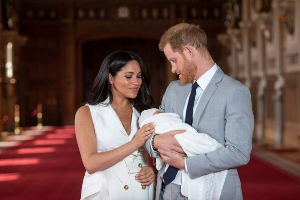 Prince Harry and Meghan Markle Named Their Daughter After Princess Diana