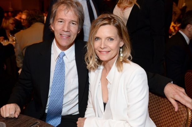 Michelle Pfeiffer Refuses to Work With Her Producer and Writer Husband
