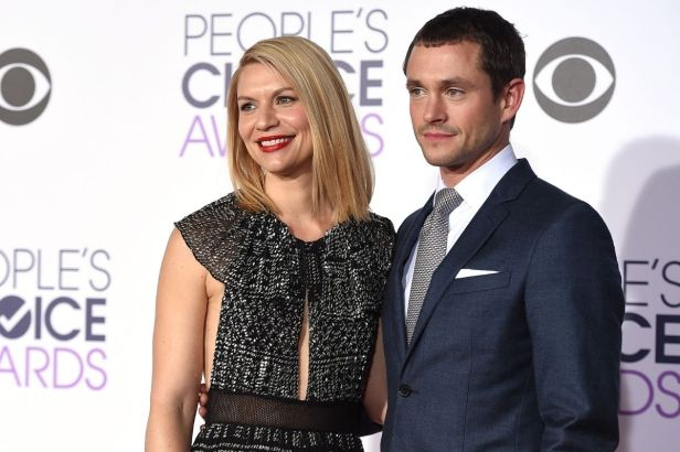 Claire Danes Credits a One-Night Stand with Someone Else in Helping Her Marry Hugh Dancy