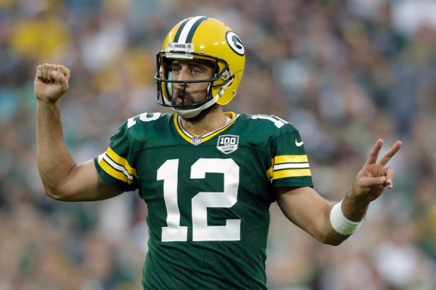 Aaron Rodgers Isn't the First NFL Player to Host a Game Show